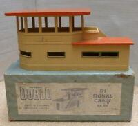 hornby Dublo  D1 Signal Cabin -  Boxed