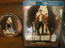 Doctor Who  - BLU-RAY a town called mercy asylum of the daleks dinosaurs BLU-RAY