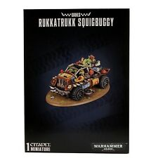 Ork Rukkatrukk Squigbuggy Games Workshop Warhammer 40.000 Orcs Orc Buggy