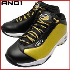 And1 Tai Chi Vince Carter Olympic GOLD Medal Black VC shox Air Jordan ovo Mens 8