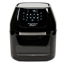 6 Qt Power Air Fryer Oven With 7 in 1 Cooking Features with Professional and