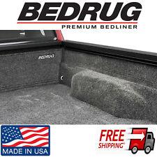 BedRug BRQ08SBSBK Bed Liner 99-16 Ford F250 F350 Superduty 6'5 Bed W/ Gate Step