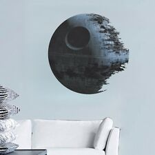 45cm Vinyl Removable Star Wars Death Star Wall Sticker Art Decal Room Decor