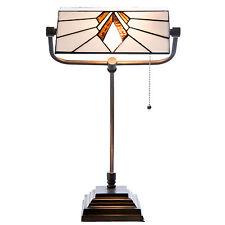 B-WARE Schreibtischlampe Stehlampe Tischlampe Tiffany-Stil  Lumilamp 5LL-5900