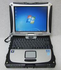 Panasonic Toughbook CF-19 MK6 Core i5 2.6GHz 8G 500G Dual Touch Bluetooth #387