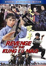Revenge Of The Kung Fu Mao Hong Kong Rare Kung Fu Martial Arts Action movie -14A