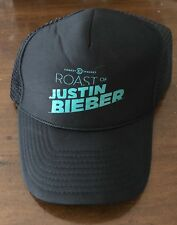 Comedy Centrral Roast Of Justin Bieber Back Color Hats.