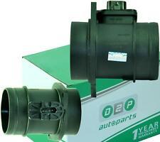 Sensor de masa de aire se ajusta Mini Cooper 1.6 R56 06 a 13 Medidor de flujo Bosch 13627597085