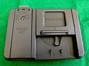 Whirlpool KitchenAid Dishwasher Detergent Dispenser W11092649 W11412300 N2