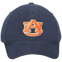 Auburn Tigers Hat Cap Cotton Relaxed One Fit Flex M/L NWT War Eagle Logo on Back