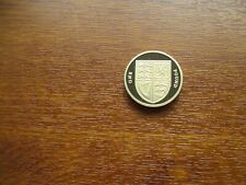 More details for 2016 shield 1 one pound coin proof from set
