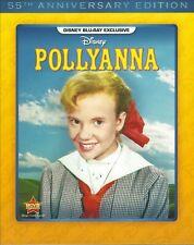 1960 WALT DISNEY DRAMA BLU-RAY: POLLYANNA / 55th Anniversary HAYLEY MILLS Jane W