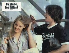JODIE FOSTER FOXES ÇA PLANE LES FILLES 1980 VINTAGE LOBBY CARD #2