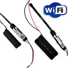 Lowest Price DIY Hidden Spy Wifi Module Security Camera DVR DV IP P2P Recorder