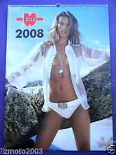 WURTH 2008 Calendar  oversized luscious Alessandra Ambrosio + 2 other beauties