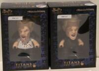 Horror Block Exclusive Titans Buffy The Vampire Slayer TV Spike Vinyl Figures