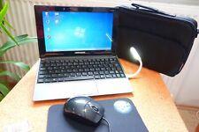 Medion Akoya E1222 Netbook l 10 Zoll l AKKU NEU l Windows 7 l 2GB RAM l EXTRAS