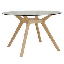 John Lewis Akemi Round 4 Seater Dining Table FREE 🚚 SHIPPING (520)