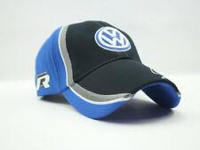 Men blue VW Volkswagen f1 baseball hat cap