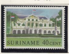 Suriname 1961 Early Issue Fine Mint Hinged 40c. 168992