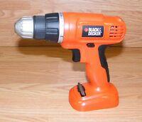 Genuine Black & Decker (GCO1800) 12V 10mm Cordless Drill Only **Bare Tool**