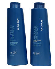 Joico Moisture Recovery Shampoo and conditioner for Dry Hair 33.8 oz -Liter
