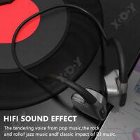 Wireless Bluetooth V5.0 Bone Conduction Headphone Stereo Headset Sports Earphone