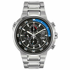 Citizen Eco-Drive Men's CA0440-51E Endeavor Chronograph Bracelet 46mm Watch