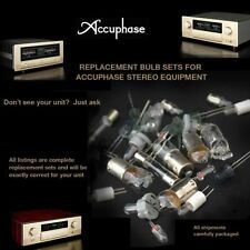 Accuphase P-266 Front Panel Replacement Bulbs - complete set - US SELLER