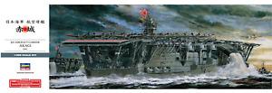 AKAGI 1941 - 1:350 IJN Aircraft Carrier by Hasegawa