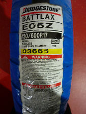 Bridgestone Battlax EO5Z Tyre  - 120/60-17