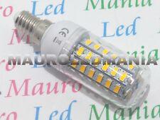 E14 LED Mignon Lampada 6,5W RESA 65W 56 SMD 5730 AC 220-240V Bianco Caldo PAVIA
