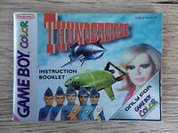 Notice seul Nintendo Game boy color hand of time livret instruction FR