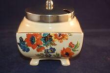 Ceramic/Pottery Collectable Cream & Preserve Pots