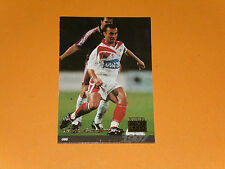 DAVID GARCION LILLE OSC LOSC DOGUES FOOTBALL CARD PANINI 1996-1997