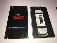 Rare & Vtg Think Damage 1990s Vhs Skateboard Skate Video Chad Fernandez and More