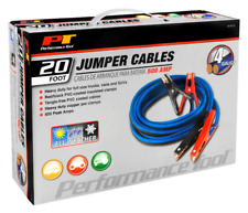 Performance Tool W1673 All Weather Jumper Cables, 4 Gauge/20'