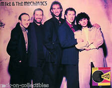 GENESIS MIKE & THE MECHANICS 1991 WORD OF MOUTH  ORIGINAL POSTER