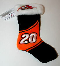 NASCAR Tony Stewart Racing Team Mini Christmas Stocking Ornament New Tags