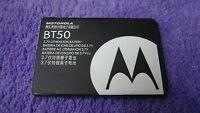 MOTOROLA BT50 SNN5766A BATTERY v323 KRZR K1m Q V325 V360 W755 RAZR ROKR I880