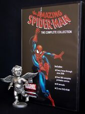 The Amazing Spider-man THE COMPLETE COLLECTION 560+ Comics on Disc