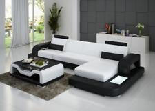 Ecksofa Wohnlandschaft Sofa Couch Textil Polster Couchen Stoffsofa Mix Dominika