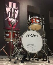 Odery Drums Cafe Kit Copper Sparkle With Hardware!