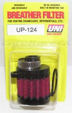 """UNI UP-124 Push In 5/8"""" ID Hose Crankcase Differential Head Vent Breather Filter"""