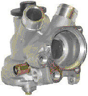 Protex Water Pump PWP7034 fits Daewoo Musso 3.2 4x4
