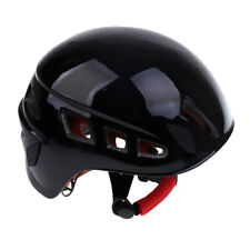 Pro Safety Helmet Hard Hat Head Protection Climbing Arborist Abseiling Black