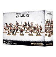 Vampire Counts / Deadwalker Zombies - Warhammer AoS - Brand New! 91-07