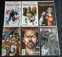 HIGHLAND LADDIE (2010) FROM THE BOYS 1 2 3 4 5 6 ~COMPLETE/FULL RUN! GARTH ENNIS