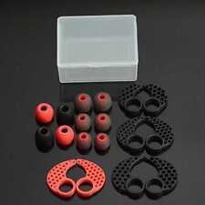 9Pair Memory Foam Ear Buds Tips Set for JayBird Bluebuds X X2 Wireless Headphone