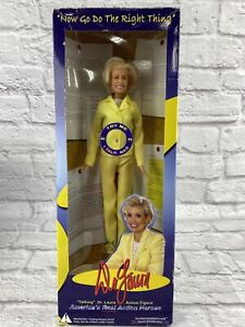 Dr. Laura Presidents Action Hero Figure Doll Original Fresh Batteries New In Box